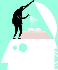 Lo psicologo permette di adottare strategie per gestire la paura
