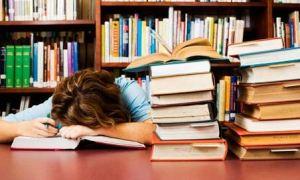 L'ansia da esame è spesso fonte di un eccessivo impegnarsi controproducente