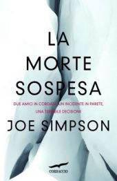 La morte sospesa Corbaccio Joe Simpson