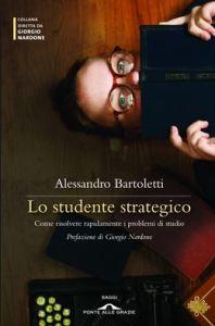 libro lo studente strategico bartoletti